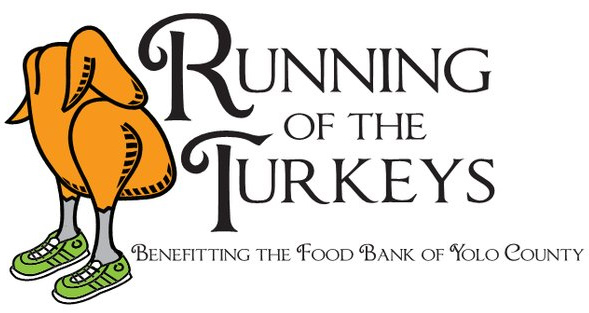 Yolo Food Bank Running Of The Turkeys